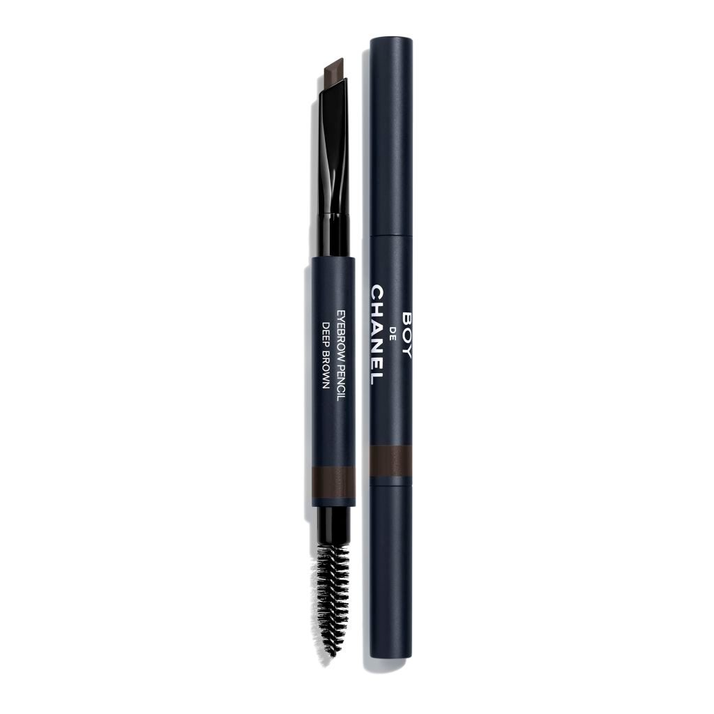 BOY DE CHANEL EYEBROW PENCIL 香奈儿男士眉笔 206 - DEEP BROWN
